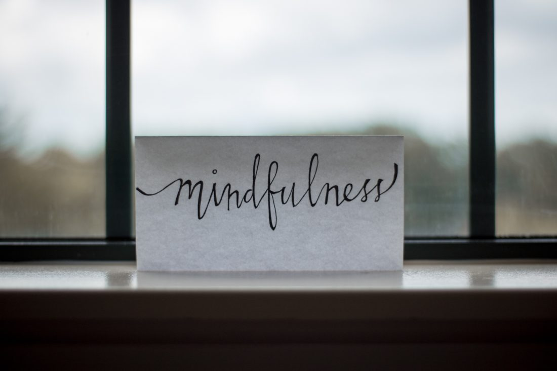 reducing anxiety with mindfulness